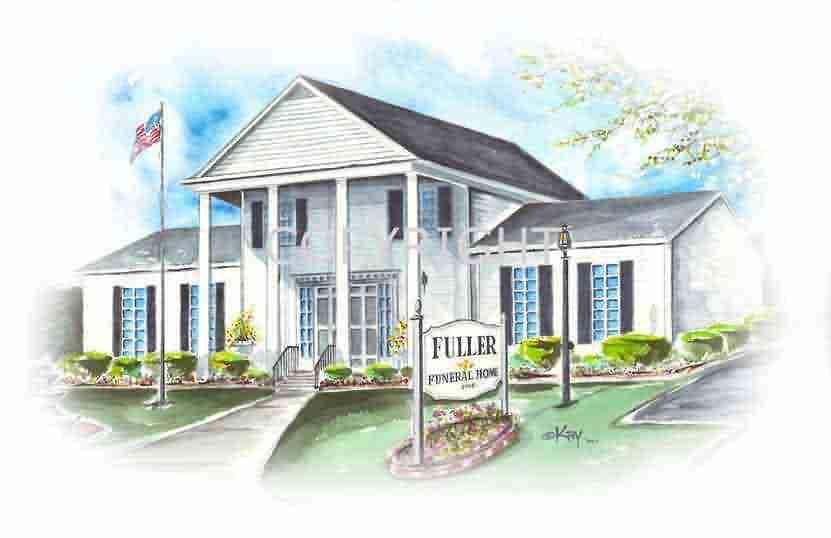 Fuller Funeral Home Canandaigua New York